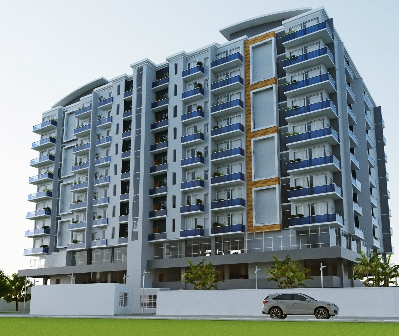 Luxurious Apartments: Deluxe Residences Introduces The Empire Super Luxury